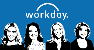 Women in Tech: Four Female Senior Executives from Workday
