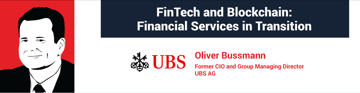 FinTech and Blockchain: Financial Services In Transition