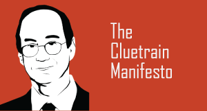 David Weinberger, Co-Author, Cluetrain Manifesto