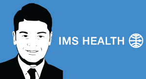 Digital Transformation in Health Care with Richie Etwaru, Chief Digital Officer, IMS Health