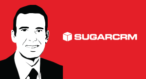 CRM and the Empowered Consumer, with Larry Augustin, CEO, SugarCRM