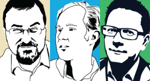 Measuring Influence: Marshall Kirkpatrick, Andrew Grill, Flemming Madsen