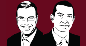 Two Accenture CIOs: Frank Modruson and Andrew Wilson