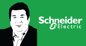 Chris Hummel, CMO, Schneider Electric