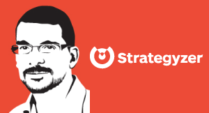 Alex Osterwalder, Author, Entrepreneur