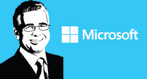 Kirill Tatarinov, President, Microsoft Business Solutions