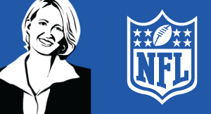 Michelle McKenna-Doyle, CIO, National Football League