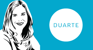 Nancy Duarte, CEO, Duarte