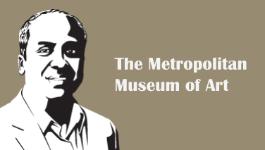 Sree Sreenivasan, Chief Digital Officer, Metropolitan Museum of Art