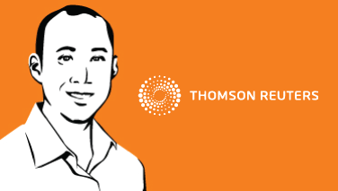 Tobias Lee, CMO, Tax & Accounting, Thomson Reuters