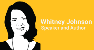 Disruptive Innovation and Personal Reinvention with Whitney Johnson, Author