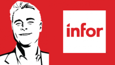 Chip Coyle, CMO, Infor