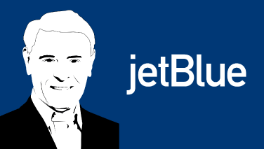 JetBlue Chairman Joel Peterson Explains Entrepreneurial Leadership