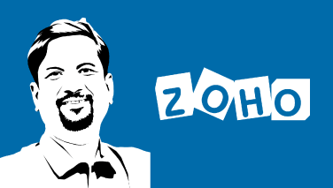 Zoho CEO: Building an Enterprise Software Suite