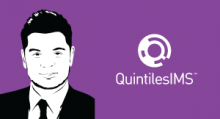Interview with Richie Etwaru, Chief Digital Officer, QuintilesIMS
